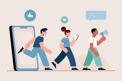 sosyal medya eğilimleri influencer