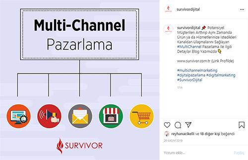 instagram hashtagleri için 7 ipucu