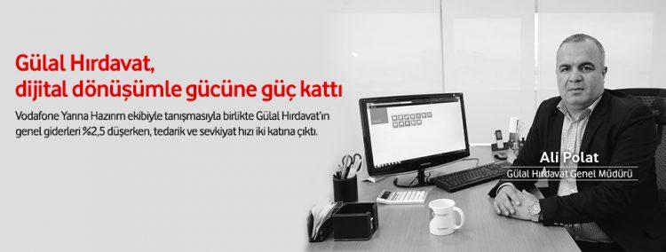 Vodafone İş Ortağım