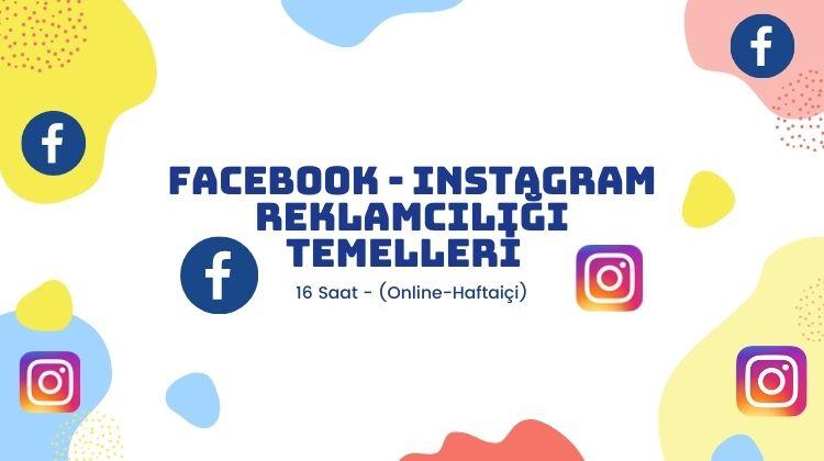Facebook-Instagram reklamcılığı temelleri eğitimi
